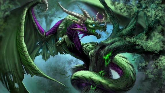 Ysera and the Emerald Dream